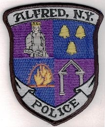 Alfred Police patch