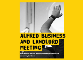 business and landlord meeting